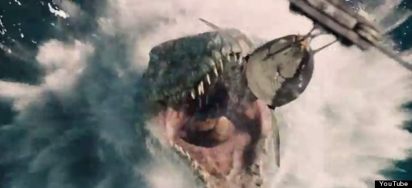 Jurassic World Trailer Is Here