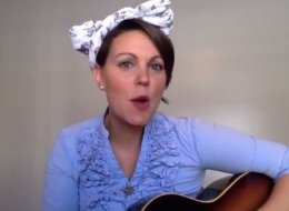 Mom Gives 'All About That Bass' A Breastfeeding Spin