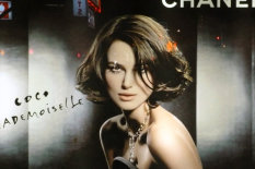 Chanel perfume packaging | Pic: Charles Guerin/Abaca USA Street