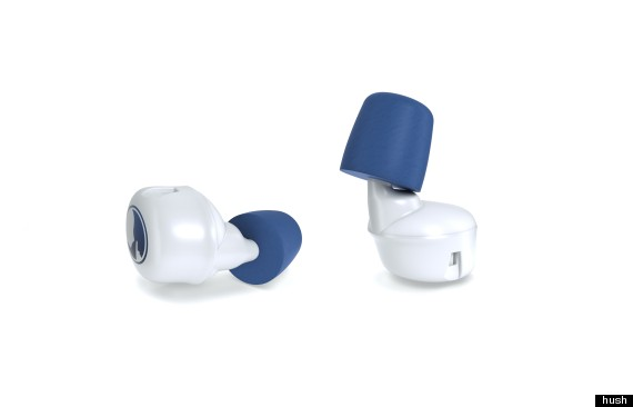hush earplugs