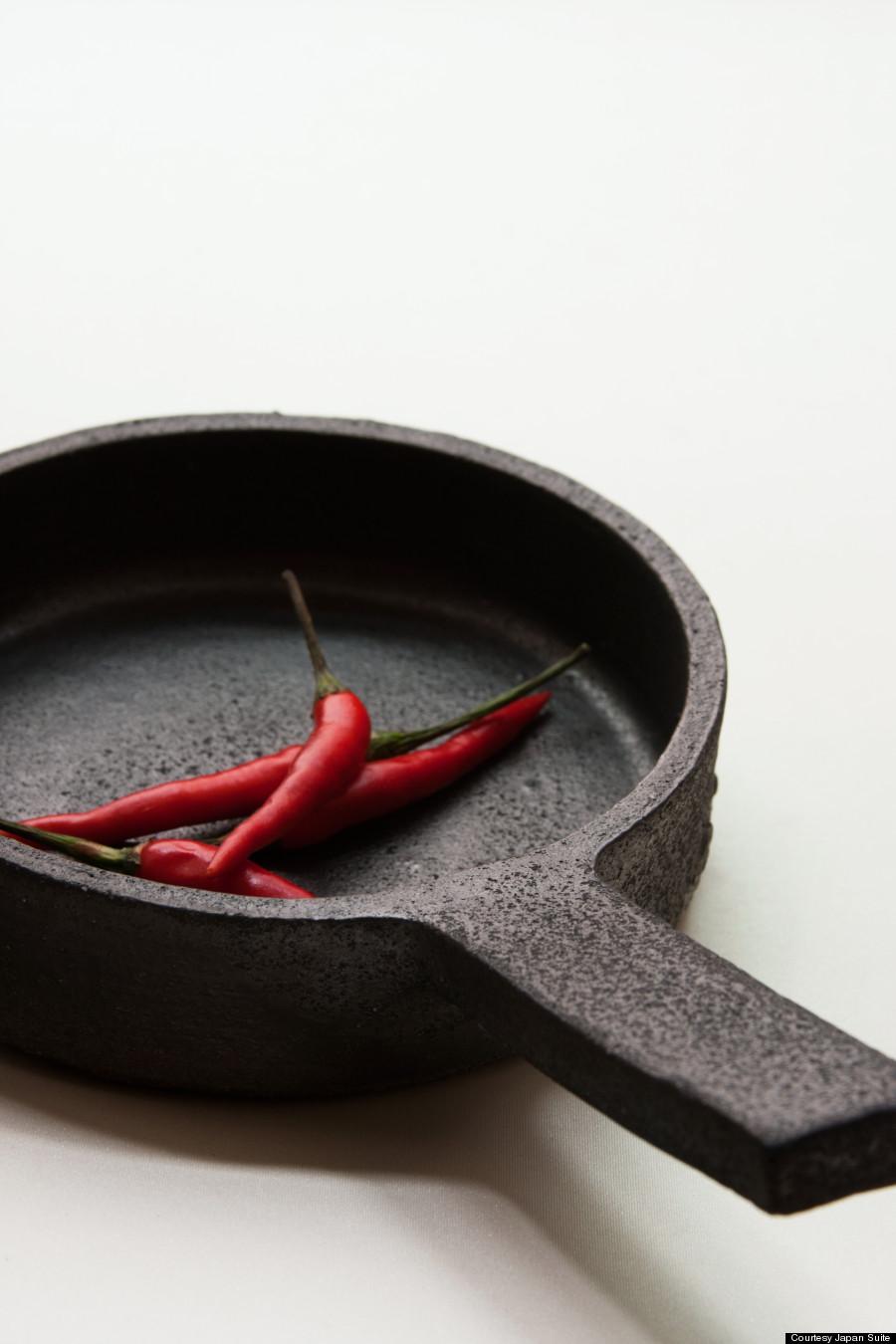 frying pan kodo kiyooka