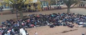 FERGUSON PEACEFUL PROTESTS