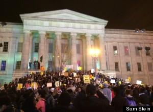 protest smithsonian