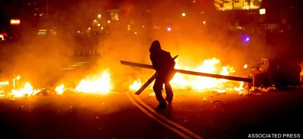 Ferguson 'Shows American Hypocrisy On Race'