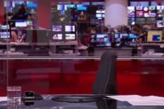 Empty Chair | Pic: BBC