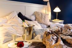 Das Bett bleibt leer | Bild: PA