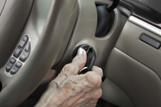File image of eldery person hand | Pic: Getty