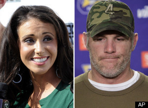 Favre Fined Sexts