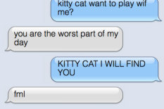 Fictious text conversation | Pic: Tumblr