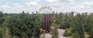 TCHERNOBYL DRONE DESERT
