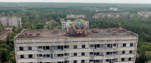 DRONE TCHERNOBYL
