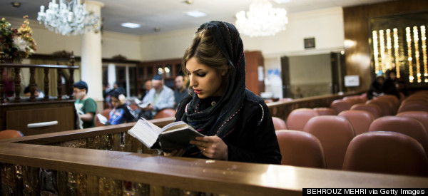 Once Maligned, Iran's Jews Find Greater Acceptance Under Moderate President Rouhani