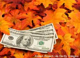 Esto es lo que cuesta celebrar el Día Acción de Gracias