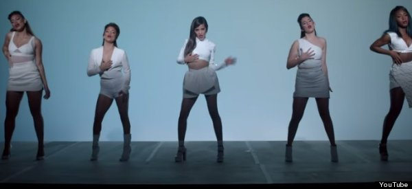 Fifth Harmony Are Fierce Visions In White In New Music Vid