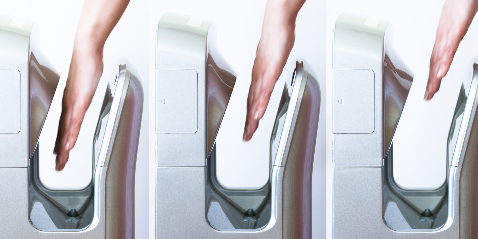 New Study Shows Bathroom Hand Dryers Harbor High Levels Of