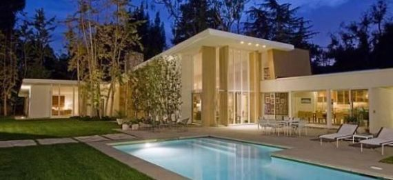 Los Angeles Celebrity Real Estate The Best Of 2010