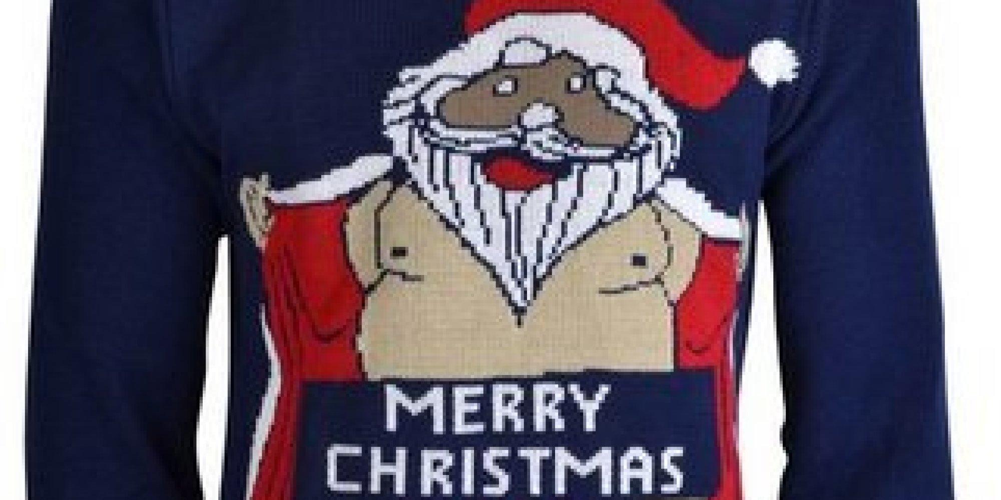 Naughty Christmas Sweaters
