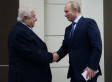 Russia Vows Support For Syria's Assad