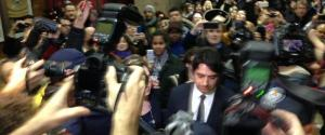 GHOMESHI PRESS CONFERENCE
