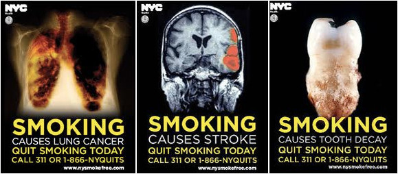 Impact of first federally funded anti-smoking ad campaign remains strong after three years