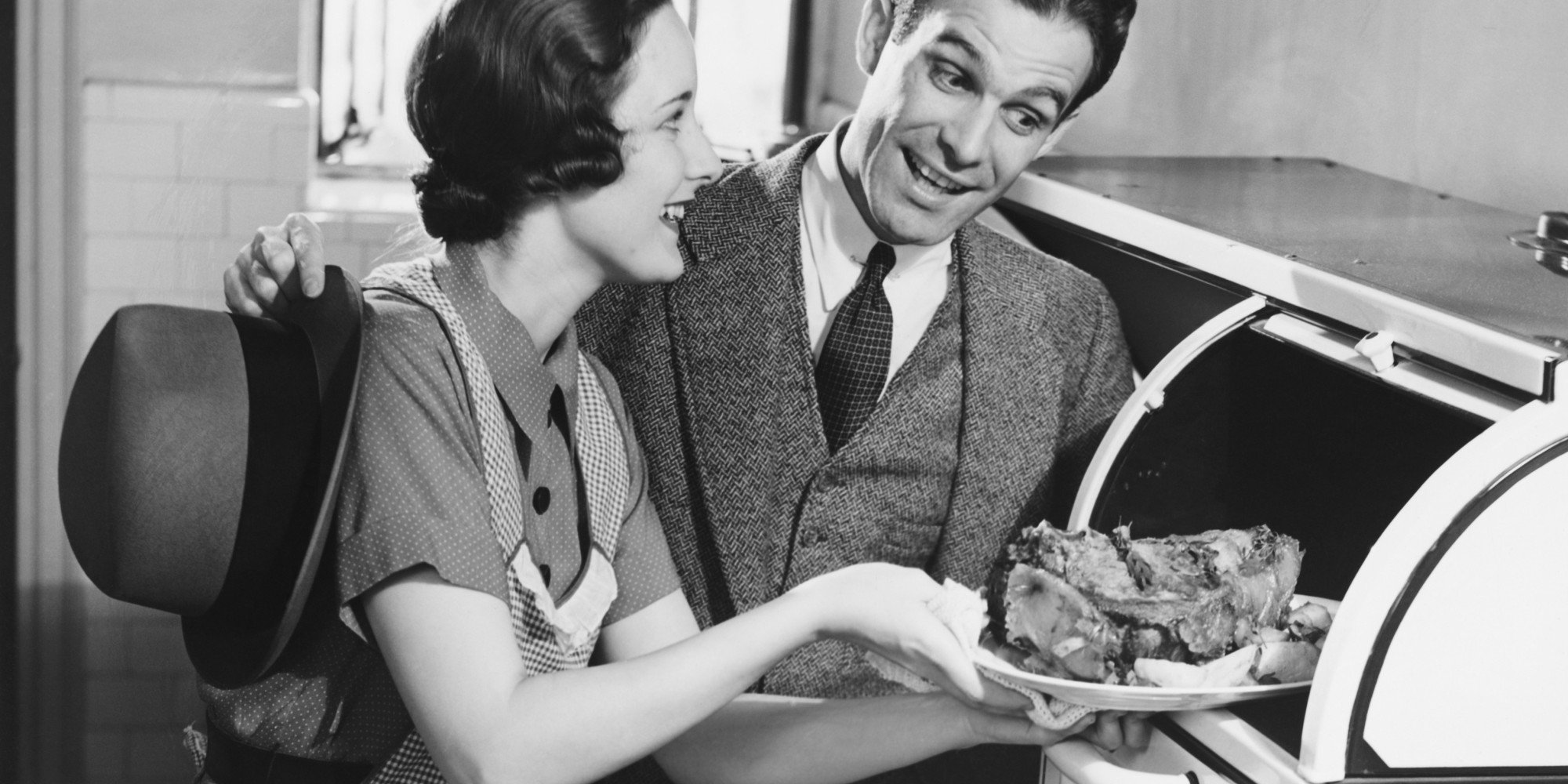 3 Reasons Men and Women Both Belong in the Kitchen (So There, Kirk ...