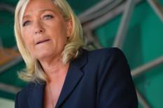 Marine le Pen | Image: PA