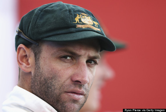 phil hughes cricket