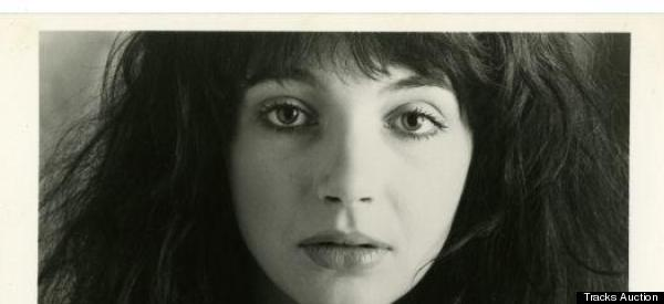 See The Hand-Written Note Kate Bush Sent To A Lucky Young Fan