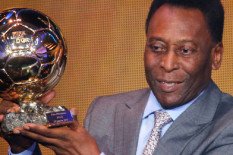 Pelé | Pic: PA