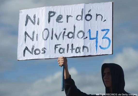 ayotzinapa protest