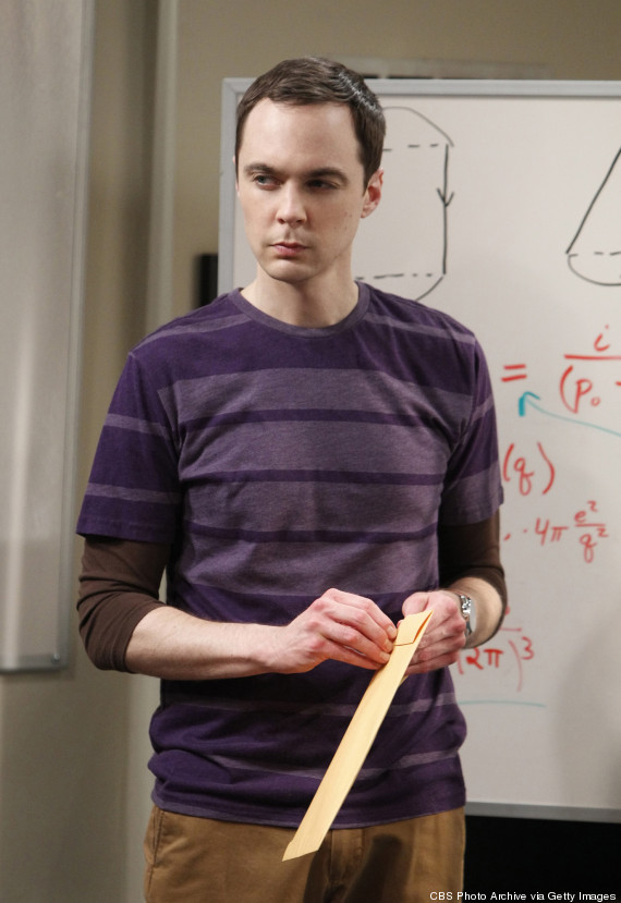 sheldon cooper big bang