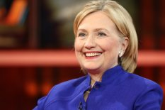 Hilary Clinton | Image:PA