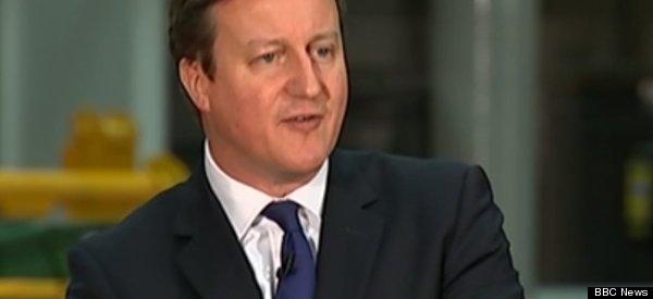 Cameron Tries To Out-Ukip Ukip With Big EU Migration Move