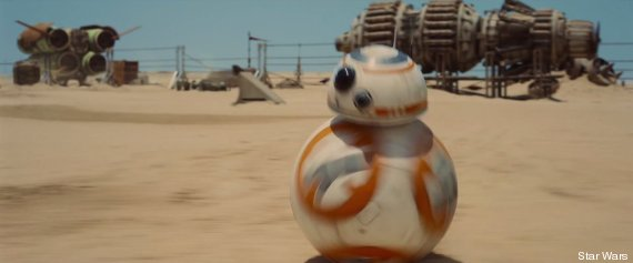 star wars 7 bande annonce