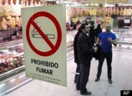Spain Smoking Ban