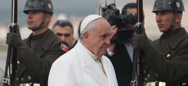 Pope Condemns Islamic State