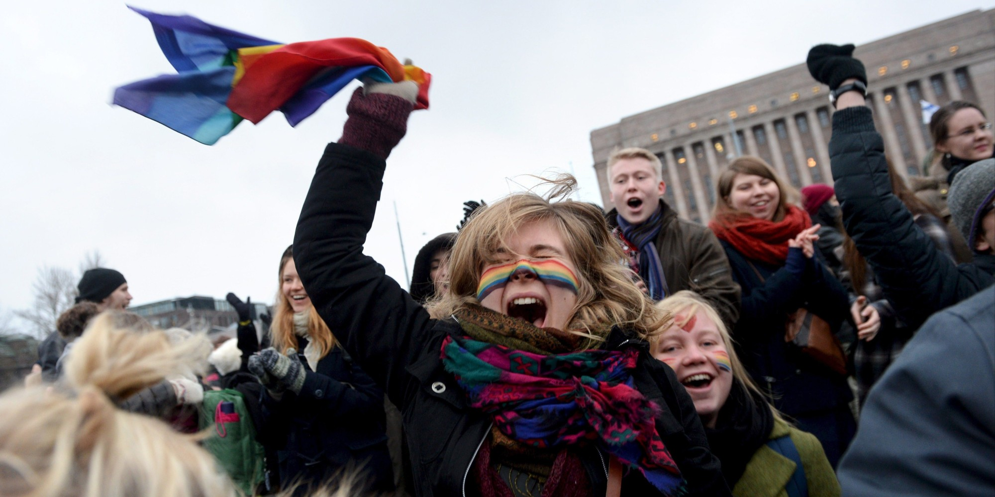 finnish parliament voted on gay marriage