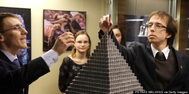 lithuanian pyramid