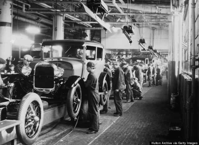 ford motor company vintage