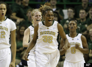 Baylor Uconn Womens Basketball