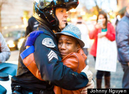One Hug Does Not End Racism: An Advent Message