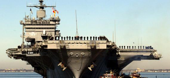 USS ENTERPRISE VIDEO SCANDAL