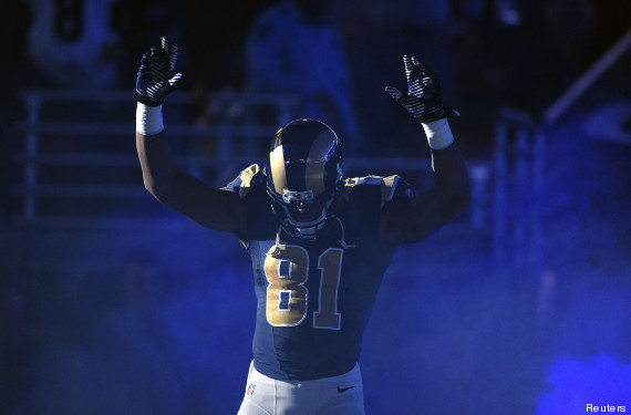 nfl saint louis rams