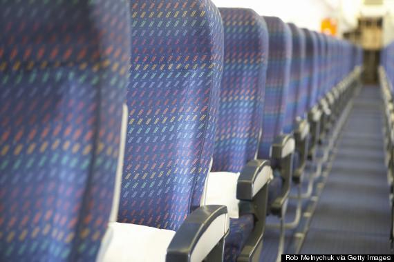 airplane aisle seat