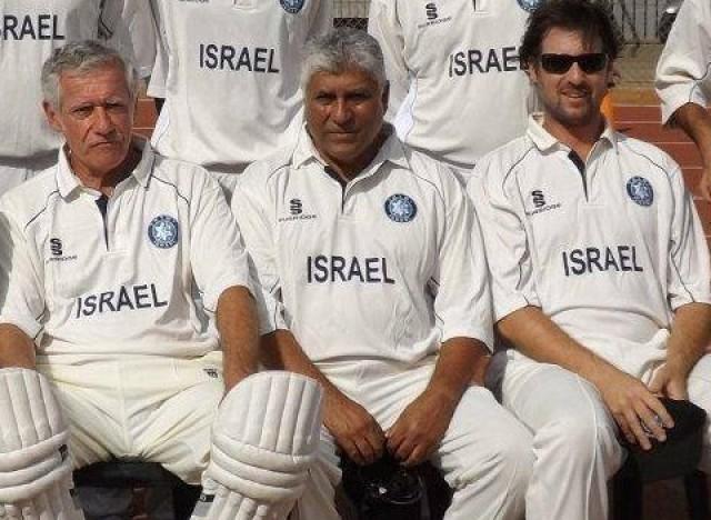 hillel oscar cricket umpire israel