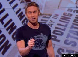 Russell Howard Asks: Why Do People Vote For Ukip?