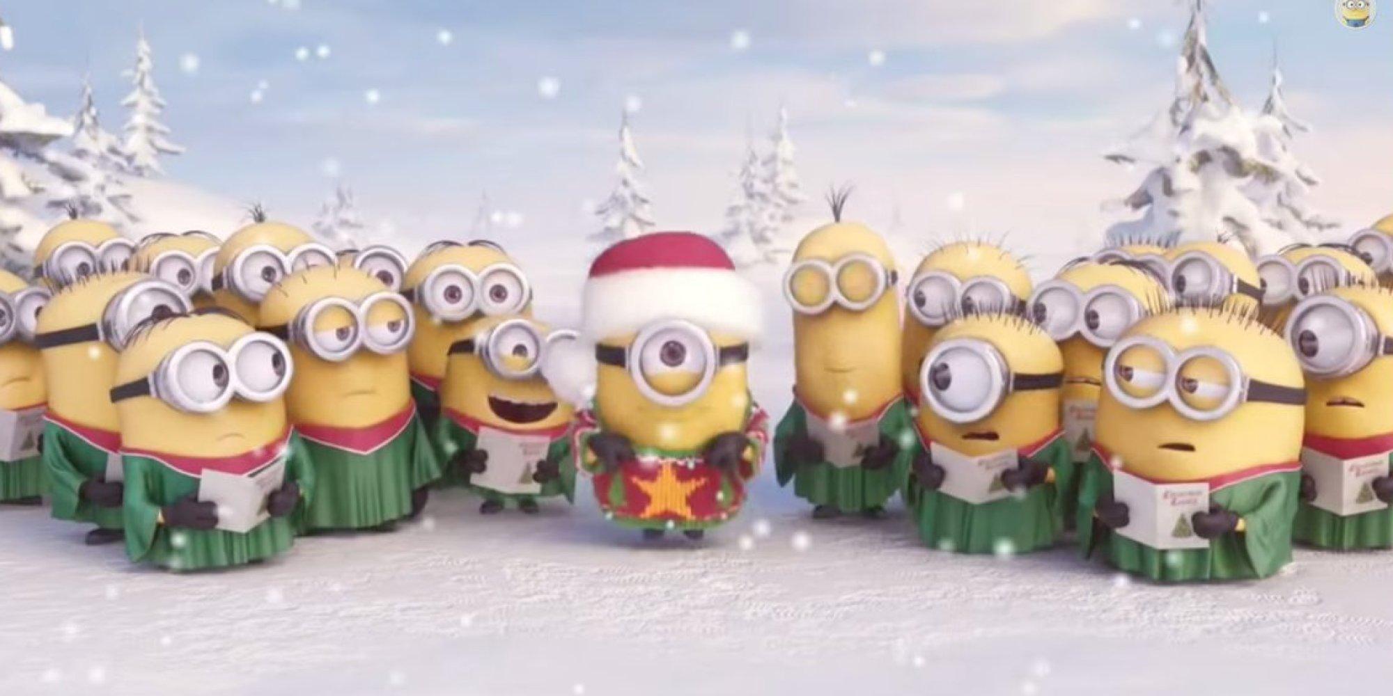 villancico de feliz navidad: