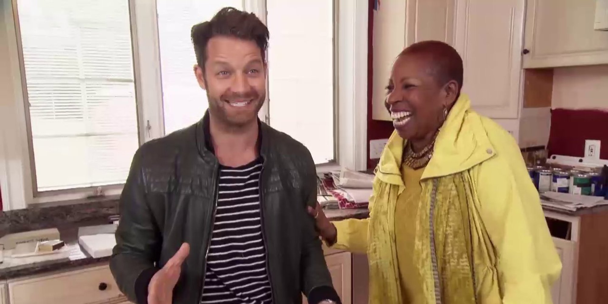 nate berkus u0027 design ideas for iyanla u0027s new home bring out her wild