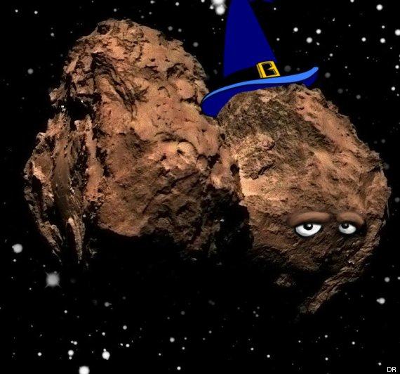 photo comete rosetta
