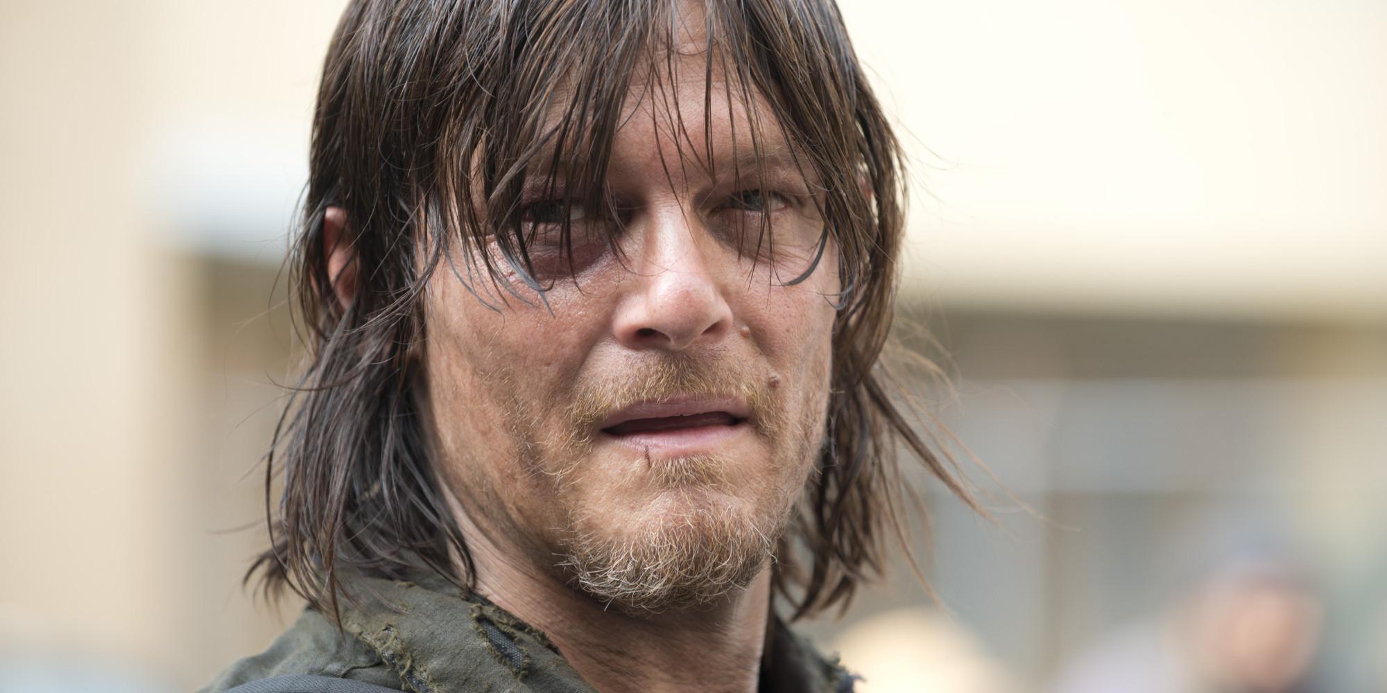 The Walking Dead: 'The Walking Dead' Creator Reveals Daryl Dixon Is Straight